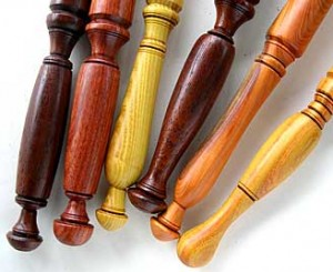 each-one-unique Nøstepinde handles